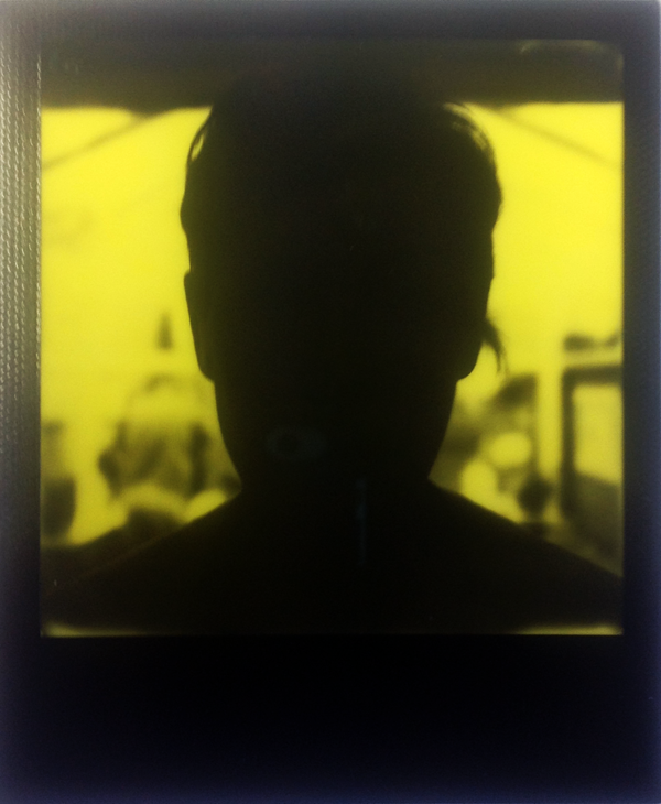 LIGHTLEAKS yellow 8 Black & Yellow Film by Third Man Records Edition  Image of yellow 8