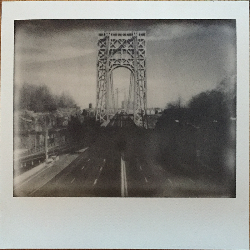 LIGHTLEAKS bridge Spectra!   A really cool Polaroid camera  Image of bridge