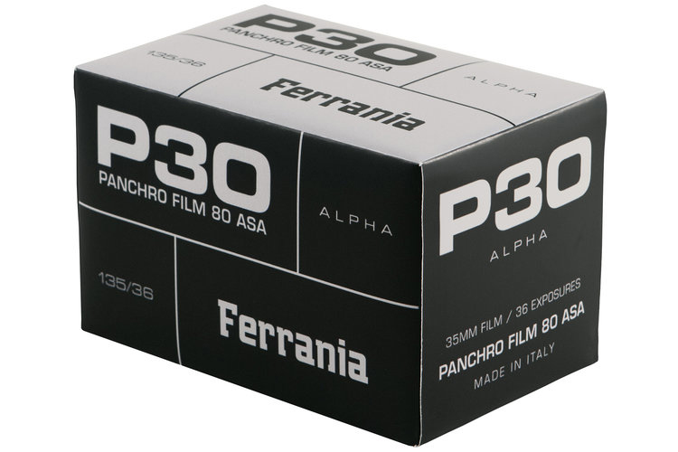 FERRANIA P30 FILM BROUGHT BACK TO LIFE!