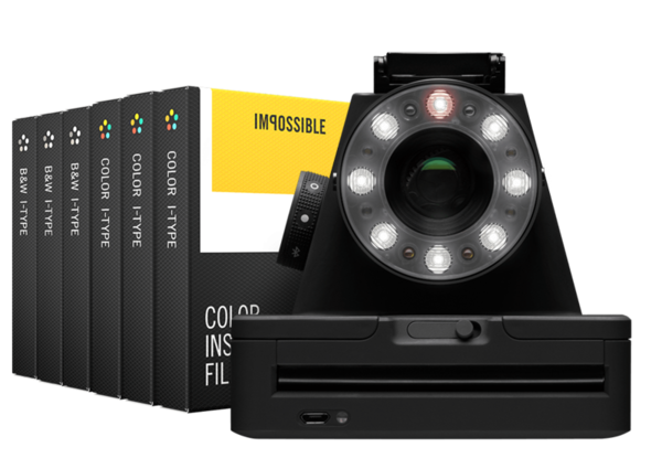 Impossible I-1 Analogue Camera