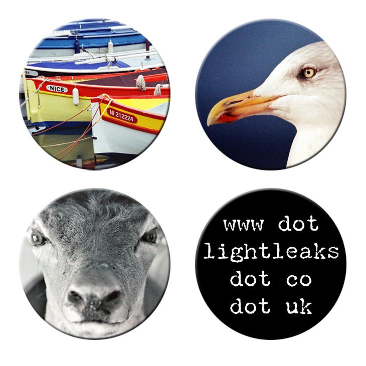 LIGHTLEAKS badge-set-one